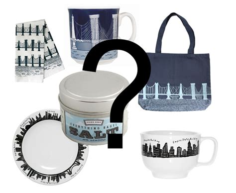 New York Skyline Tote Bag From Fishs Eddy by Port Authority Claims Rights To New York Skyline