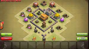 Th3 war base 95 david wall template layout