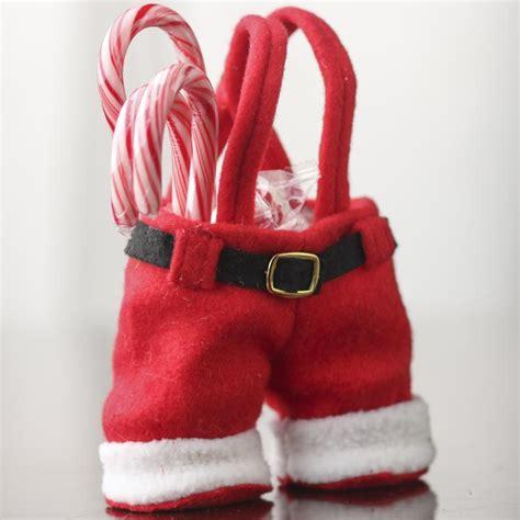 red felt santa pants doll accessories doll making