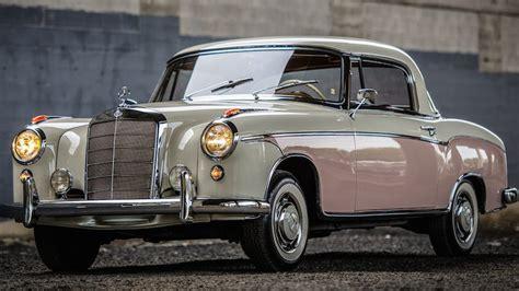 1957 mercedes 220s 1957 mercedes 220s coupe s106 monterey 2014