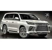 2019 Lexus LX 570 Redesign And Changes  2020