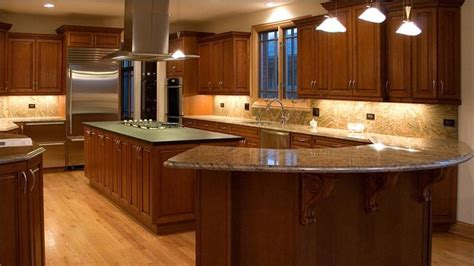 kitchen cabinets baton 19 best images about honey cherry cabinet floor comparisons on