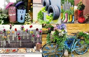 garden decoration crafts 14 diy gardening ideas to make your garden look awesome in