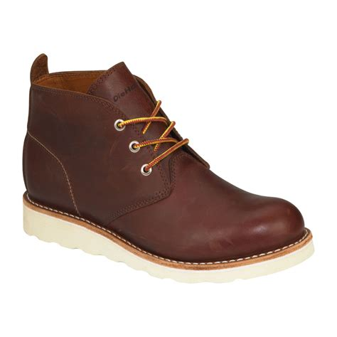 mens chukka work boots diehard s soft toe chukka work boot brown