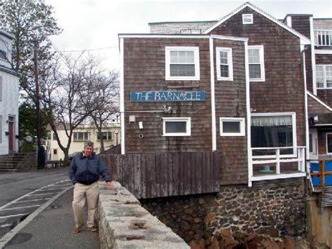 the harbor light inn marblehead the barnacle restaurant picture of harbor light inn