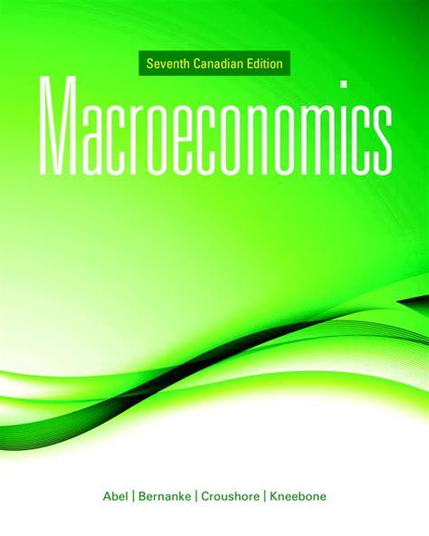 Macroeconomics 7th Canadian Edition Test Bank Abel
