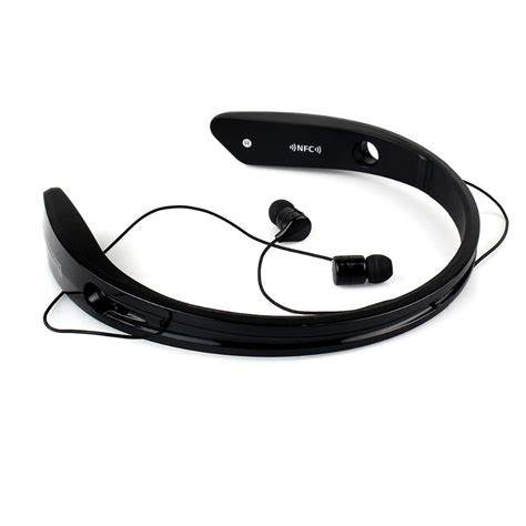 Kualitas Terbaik Sport Wireless Bluetooth With Tf Card Fm Neckband Wireless Bluetooth Stereo Headset Nfc Tf Card