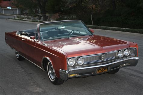 Chrysler Convertible Cars by 1967 Chrysler Convertible The Vault Classic Cars