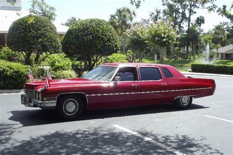 cadillac town car for sale reliable 1971 cadillac fleetwood limousine for sale