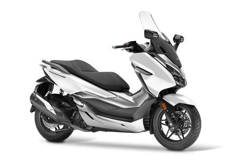 updated  honda forza  introduced bikesrepublic
