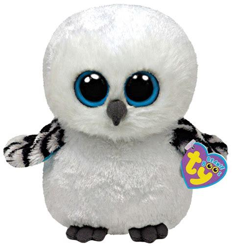 owl stuffed animal spells owl beanie boo bird stuffed animal by ty 36078