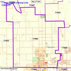 zip code map of 77493 demographic profile residential