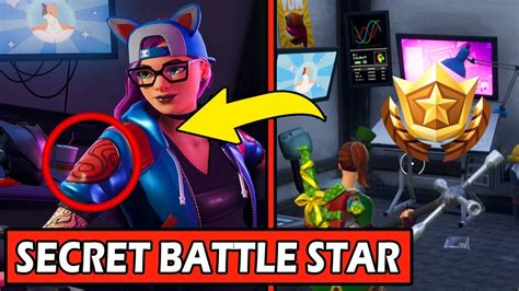secret week  battle star location loading screen