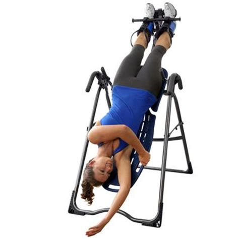 Teeter Hang Ups Ep 560 Inversion Table by Teeter Hang Ups Ep 560 Sport Inversion Table Fitnesszone