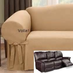 sofa slipcovers reclining sofa and slipcovers on