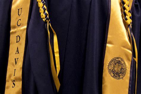 uc davis school colors uc davis stores unveil new graduation gowns the aggie