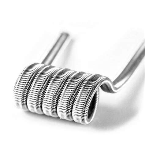 Kawat Wire Fused Clapton Nichrome 80 Ni80 No Khantal Ss Niklin Coil definitive coils coils kanthal and ni80