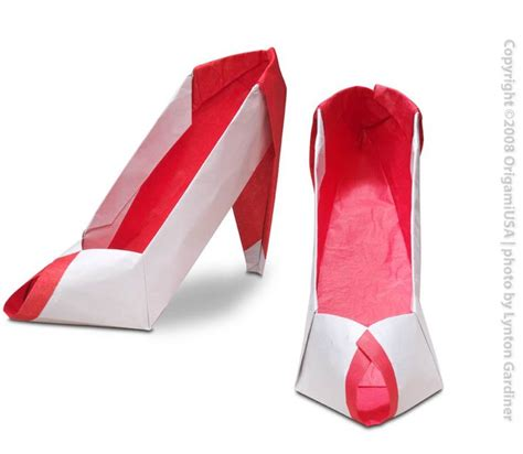 Origami Baby Shoes - 1000 images about shoes sapatos origami on