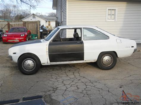 1970 mazda r100 coupe with 28 000 all original