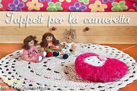 Delicious Cameretta Fai Da Te #1: tappeto-uncinetto.jpg