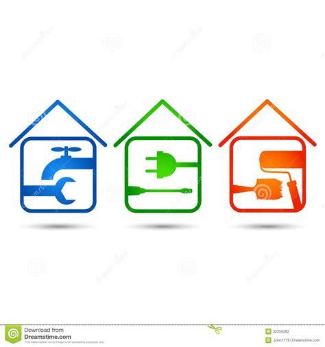 home repair stock vector illustration of vector tool