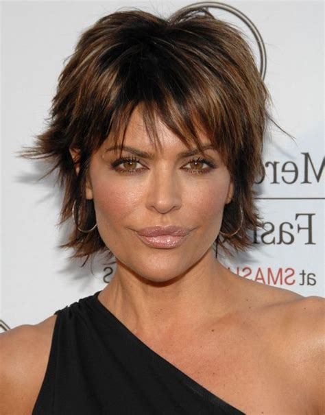 Lisa rinna, Hairstyles and Haircuts on Pinterest