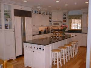 White Beadboard Kitchen Cabinets by Michigan Cottage North Country Cabinets