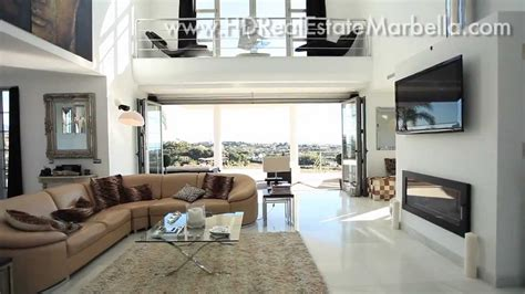 New Open Floor Plans luxury villa for sale in los flamingos marbella spain