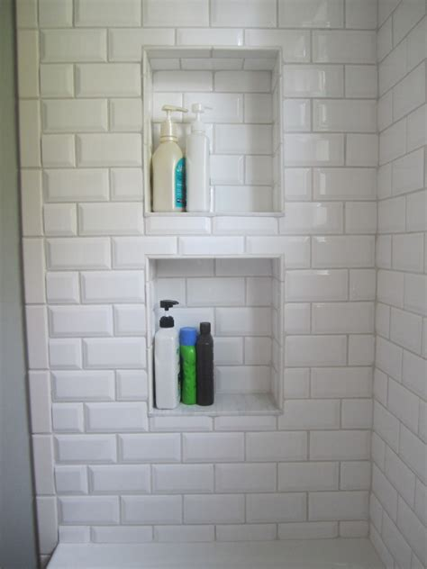 subway style tile bathroom best white subway tile bathroom shower home style