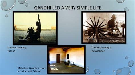 gandhi biography simple mahathma gandhi