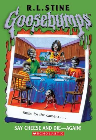 say cheese and die again! (goosebumps, #44) by r.l. stine