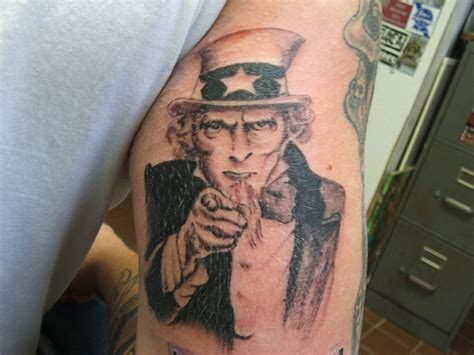 uncle sam tattoo 53 great sam designs inked with american