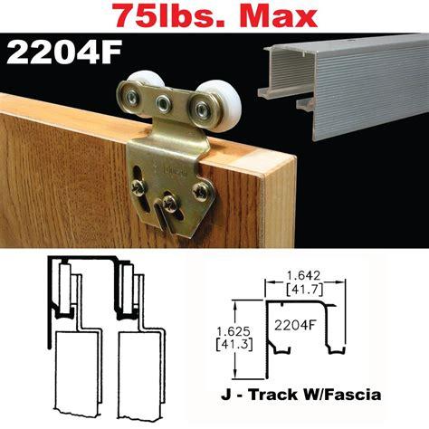 Bypass Door Lock by Johnson Hardware 2204f Sliding Bypass Door Hardware