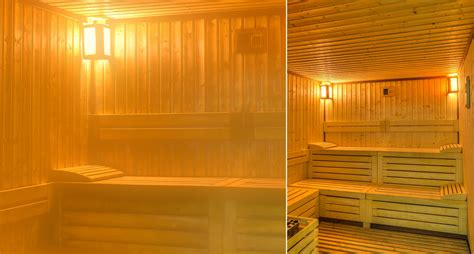 Sauna Bathtub by Sauna Steam Bath Elina Hotel Porovo