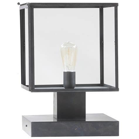 Art D 233 Co Outdoor Pedestal Light Vitrine Terra Lumi Outdoor Pedestal Lights