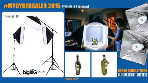 studio system bigbig studio lighting equipment malaysia fluorescent