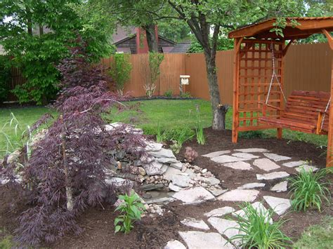 how to design backyard landscaping beautiful backyard landscape design ideas backyard