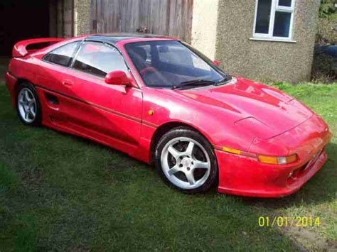 toyota mr2 tbar g limited auto 1992 k reg car for sale