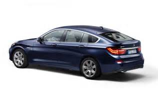2013 bmw 5 series gt gets new engine ups power and mpg