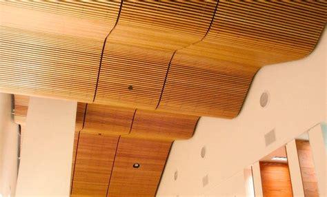 controsoffitto legno controsoffitti in legno controsoffitti funzionalit 224