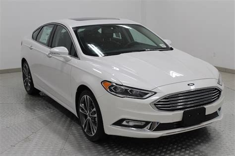 new ford fusion 2018 new 2018 ford fusion titanium sedan in conroe j150007