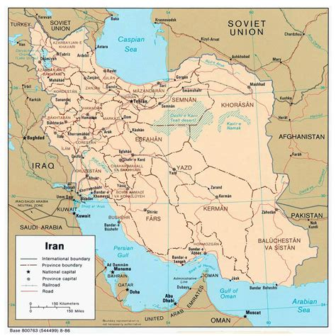 map of iran cities detailed political map of iran with major cities and roads