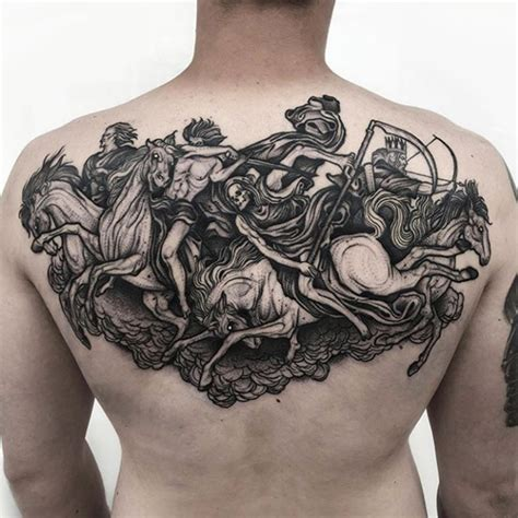 four horsemen tattoo designs these 25 s tattoos are all the rage tattooblend