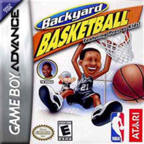 Backyard Basketball Free by Browse Nintendo Boy Advance Page 3 Oldies