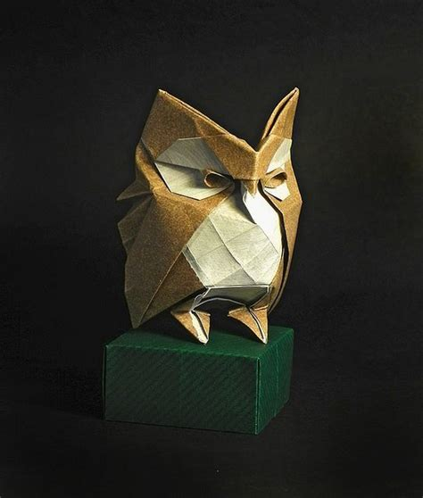The Origami Owl - 25 best ideas about origami on diy origami
