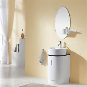 46cm white small bathroom vanities floor standing jolong