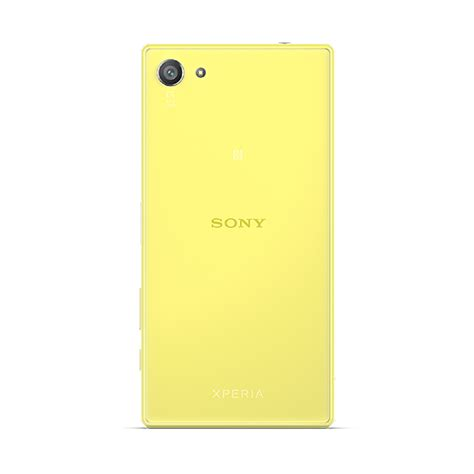 Handphone Sony Xperia Z5 Compact jual sony xperia z5 compact