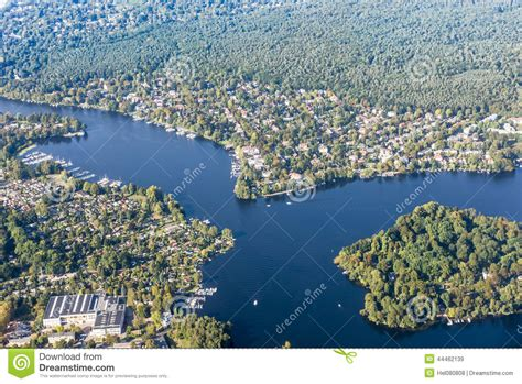 wann see lake wannsee berlin stock photo image 44462139