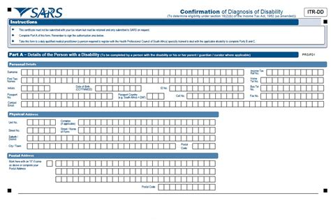 irp5 form template claiming disability rebates you d better get your itr dd