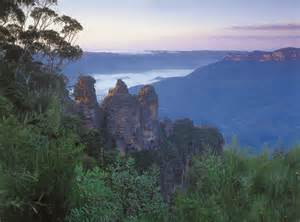 blue mountains a pleasant retreat for sydney travellers